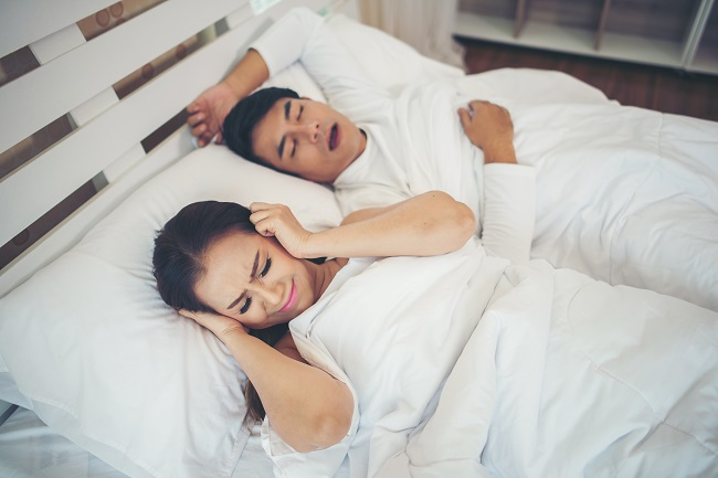 snoring treatment in Chennai
